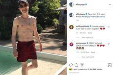 Jadi Transgender, Elliot Page Telanjang Dada Pamer
