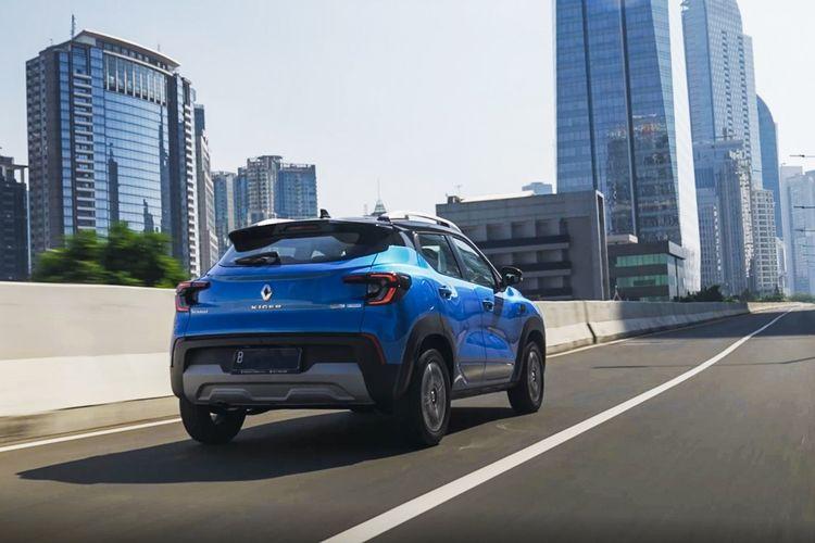 SUV Kompak Renault Kiger