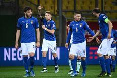 Kualifikasi Piala Dunia 2022 - Bonucci Sebut Titik Lemah Timnas Italia