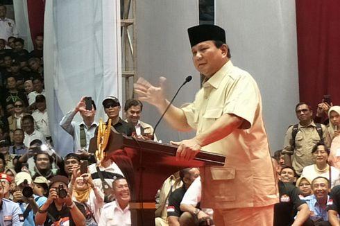 Cerita Prabowo yang Pernah Diperintah Kejar Amien Rais karena Menentang Soeharto