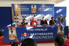 PSM Makassar Vs Persija Jakarta, Pluim Siap Tempur di Piala Indonesia