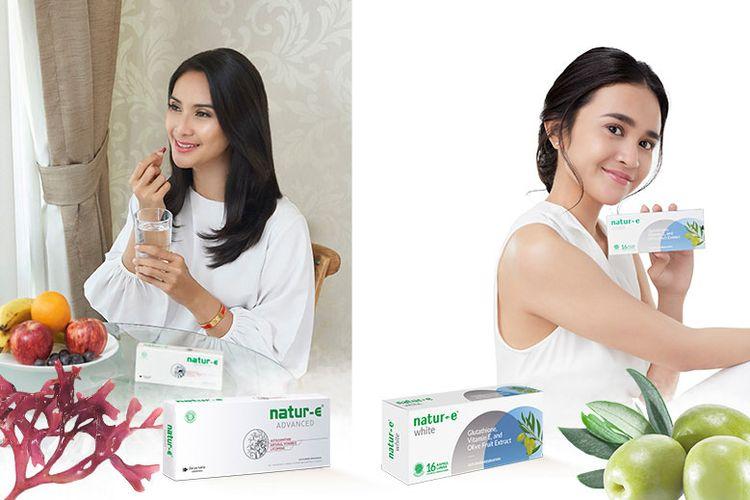 Natur-E White mengandung glutathione yang terbukti efektif melindungi sel-sel imunitas.