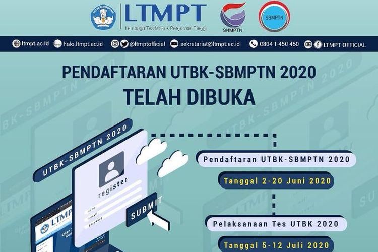 UTBK-SBMPTN 2020