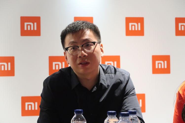 Country Manager Xiaomi Indonesia, Steven Shi.