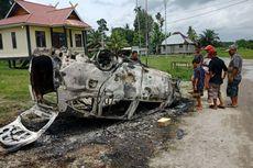 Terduga Jambret Tak Mengaku Saat Diinterogasi, Mobilnya DIbakar Warga