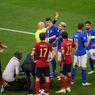 Bonucci Kartu Merah dan Italia Tumbang, Mancini Ungkap Kekecewaan