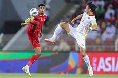 Hasil Oman Vs Vietnam, Golden Star Warriors Telan Kekalahan Keempat