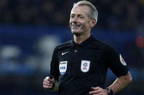 Martin Atkinson Wasiti Laga Man United Vs Chelsea, Sinyal Apik bagi The Blues