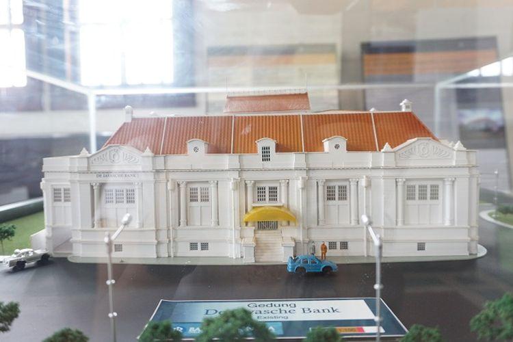 Miniatur De Javasche Bank
