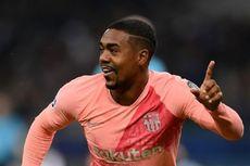 Inter Vs Barcelona, Malcom Pasang Target Setelah Cetak Gol