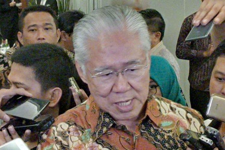 Menteri Perdagangan Enggartiasto Lukita di Kantor Kementerian Perdagangan, Jakarta, Senin (9/1/2017).