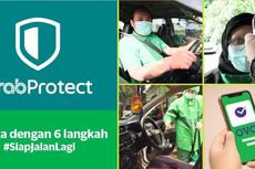 Sambut New Normal, Grab Luncurkan Protokol GrabProtect