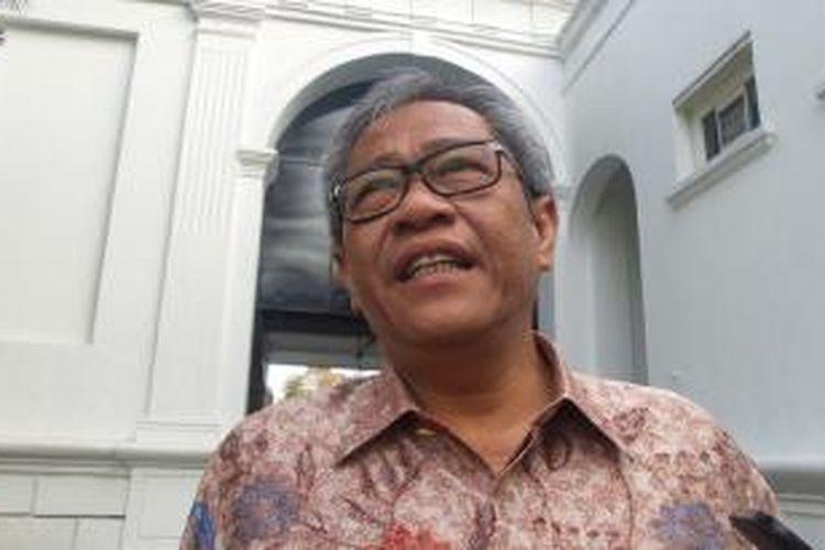 Kepala Badan Urusan Logistik (Bulog) Djarot Kusumayakti.