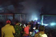 Pasar Tradisional di Purbalingga Ludes Terbakar