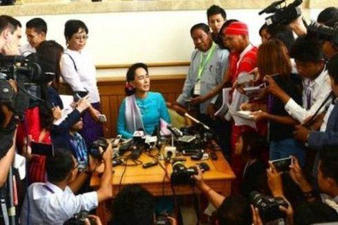 Peran Mirip Perdana Menteri Menanti Aung San Suu Kyi
