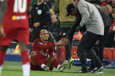 Jelang Liverpool Vs Brighton, The Reds Kehilangan Fabinho