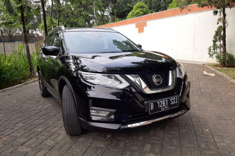 Nissan Xtrail Facelift 2019