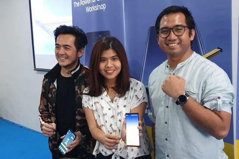 Jual Galaxy Note 9 di Indonesia, Samsung Tak Ingin Dibatasi Umur