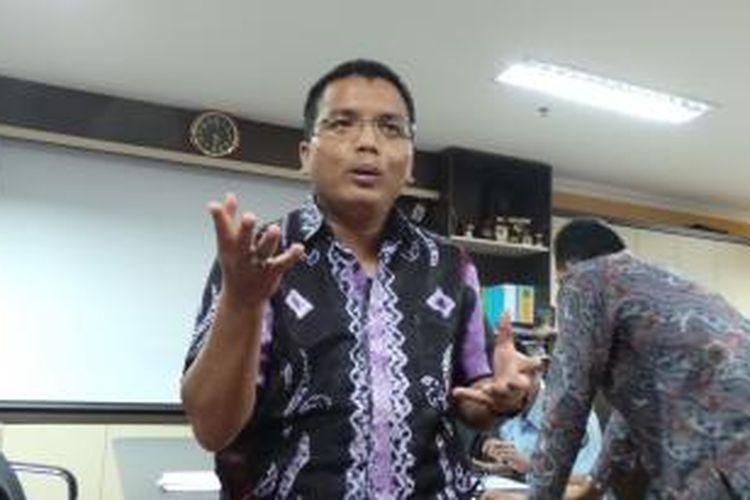 Wakil Menteri Hukum dan HAM Denny Indrayana
