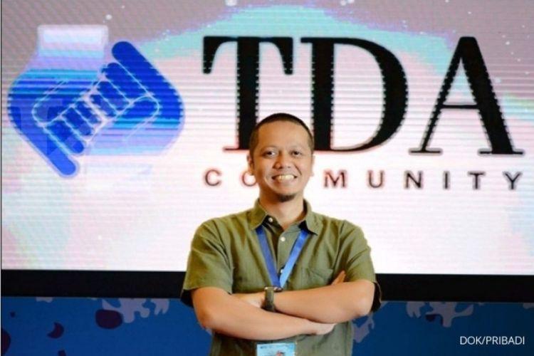 Donny Kris Puriyono, pemilik PT WinnerTech Lintas Nusa dan pendiri bisnis oleh-oleh Malang Strudel.