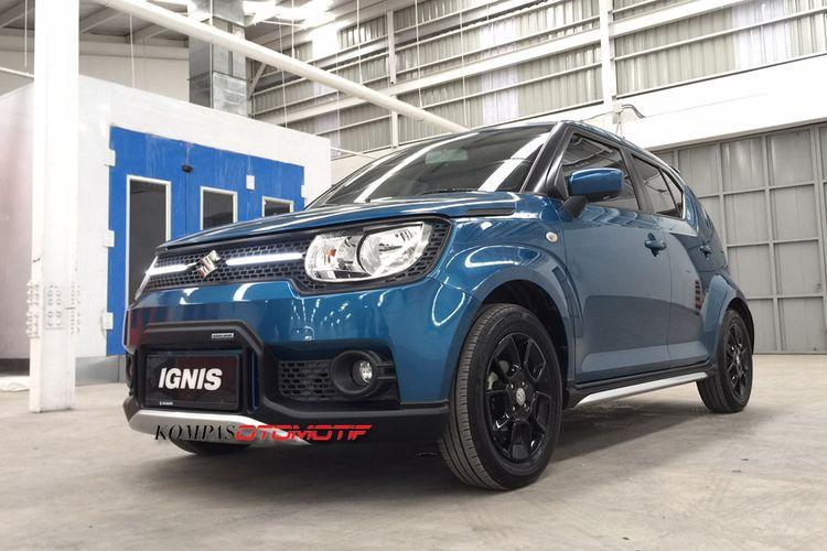 Suzuki Ignis Varian Baru