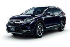 Honda akan Bawa CR-V Hybrid ke Indonesia?