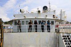 Kapal Buronan Andrey Dolgov dan Peralatan Canggihnya Dirampas untuk Negara