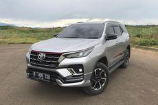 Dampak Diskon PPnBM, Harga Toyota Fortuner Bekas Bisa Turun 5  Persen