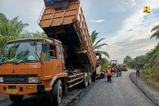 Dukung Pelabuhan Teluk Tapang, Jalan Akses Tuntas Akhir 2021