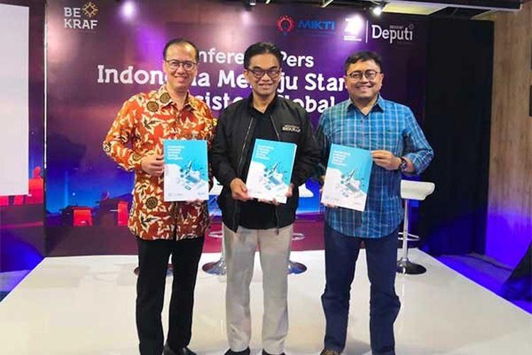 Jakarta masuk dalam daftar kota dengan ekosistem startup potensial di dunia