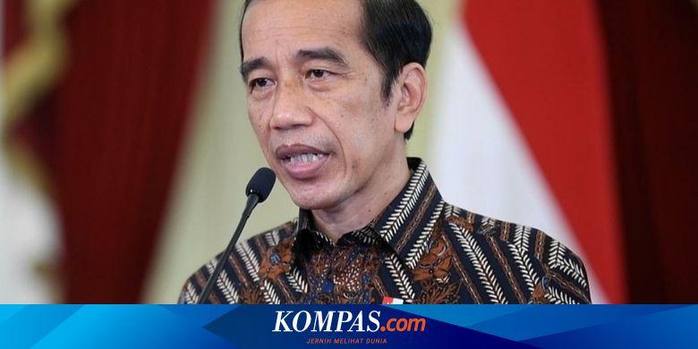 Jokowi Minta Pengembangan Industri Mobil Listrik D