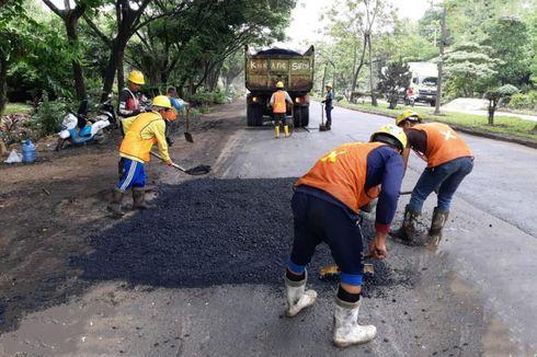 Program Padat Karya Bidang Jalan dan Jembatan Serap 273.603 Tenaga Kerja