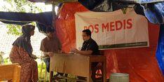 Dompet Dhuafa Buka Pos Medis untuk Penyintas Longsor dan Banjir Bogor
