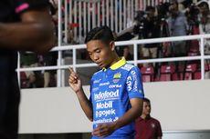Pemain Muda Persib Enggan Terlena Regulasi U20 Liga 1