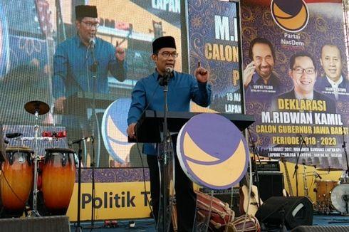 Soal Dukungan terhadap Ridwan Kamil, PAN Belum Bahas secara Resmi
