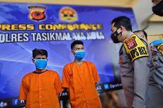 Aksi Geng Motor Rusak Warnet Pakai Pedang Terekam CCTV, 2 Pentolan Tertangkap, 4 Buron