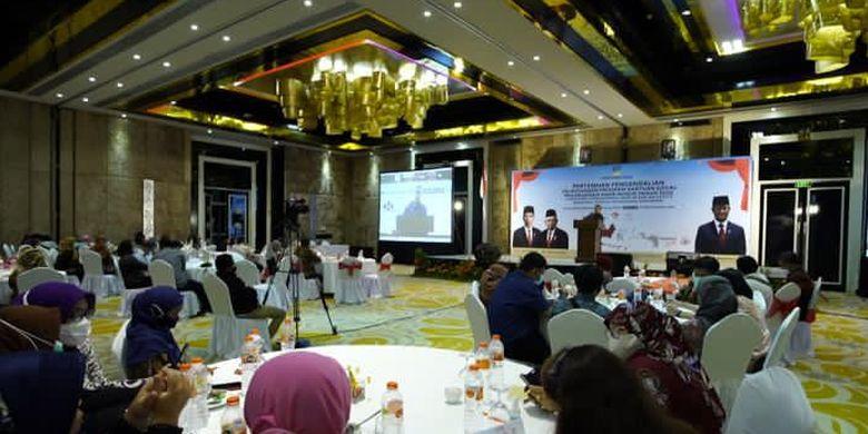 Kegiatan Pengendalian Pelaksanaan Program Bansos Di Bali