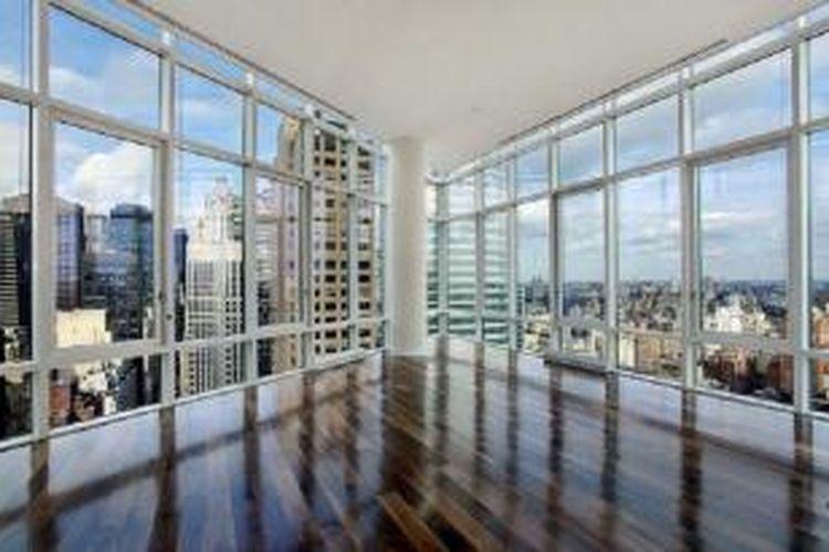 Saat ini, sulit menemukan apartemen kelas menengah seharga di bawah Rp 30 miliar di New York, Amerika Serikat.