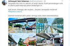 Jakarta Banjir, Netizen Serbu Tagar #WajahBaruJakarta untuk Sindir Anies