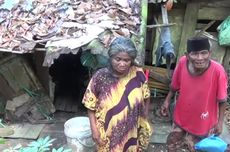 Kisah Suami Istri Lansia Tinggal di Bekas Kandang Ayam Penuh Sampah Selama 17 Tahun