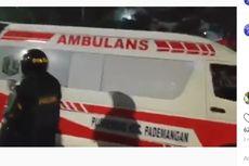 Ambulans DKI yang Siaga di Lokasi Demo Kini Dikawal Satpol PP
