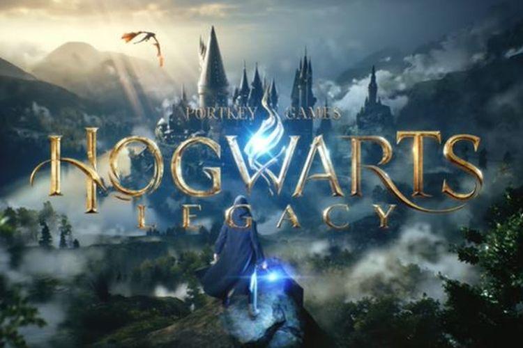 Ilustrasi Hogwarts Legacy.