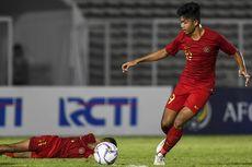 Timnas U-16 Indonesia Vs Brunei, Garuda Muda Unggul 2-0 di Babak Pertama