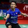 Semifinal Kejuaraan Beregu Asia 2020, Jonatan Christie Kalah, Indonesia Vs India 1-1