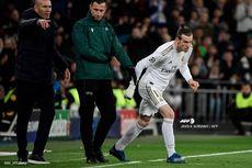 Hasil Real Madrid Vs Man City, Gareth Bale Kena Semprot Legenda Madrid