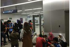 PT MRT Tak akan Tambah Tempat Duduk di Gerai Makanan di Stasiun