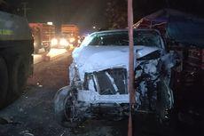 Polisi: Kecelakaan Maut di Jalintim Timur Berawal dari Mobil Putih yang Mengebut