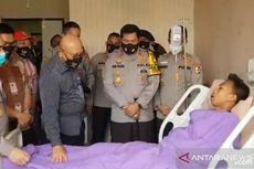 28 Polisi dan 3 TNI Korban Demo UU Cipta Kerja Dirawat di RS Polri
