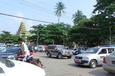 Sepeda Motor Haram di Jalanan Yangon