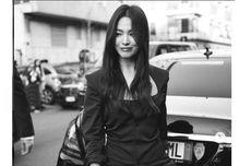 Song Hye Kyo Tampil Menawan Saat Hadiri Milan Fashion Week 2020